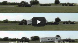 Braking your trailer easily with Automated Safety Hitch