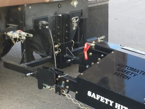 Automated Safety Hitch System Triple Play